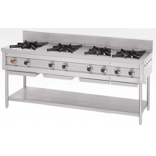 Indian Cooker 4 Burner
