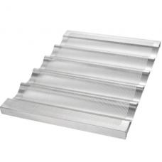 Aluminium Bagutte Tray 600X800