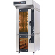 Electric Convection Oven 10 trays F60E+ PROVER+HOOD