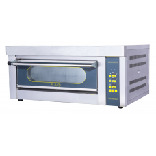 Gas Oven 1 Deck 2 Trays