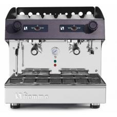 Espresso Coffee Semiautomatic  Machine 2 Group