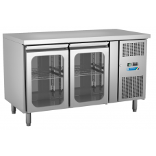 Counter Chiller 2 Glass Door