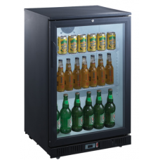 Bar Cooler Black GN-126H
