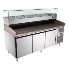 Counter Pizza & Preparation Chiller With VRX380