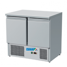 Counter chiller 2 Door SS Top S901