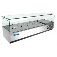 Salad Bar Table Top VRX1400-380