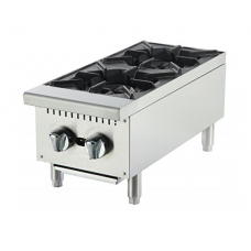 Gas Cooker 2 Burners  ATHP-12