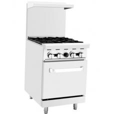 Gas Cooker 4 Burner  - BAY-4B