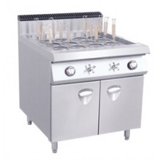 Electric Pasta Cooker Twin Tank