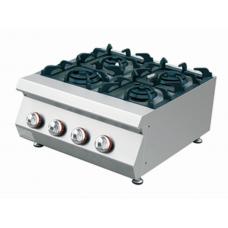 Table Top Gas Cooker 4 Burner