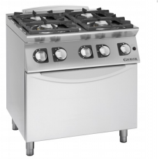 Gas Cooker  4 Burner with Oven Giorik ECG740F