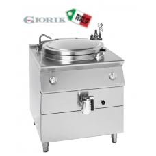 Electric Boiling Pan 100L - Indirect Heating Version