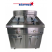 Electric 2 Tank Fryer (2BASKET)