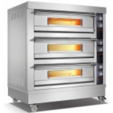 3DECK 6 TRAYS ELECTRIC OVEN GL-H58E