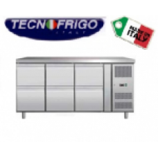 Counter Chiller with 6 drowers TF3160TN