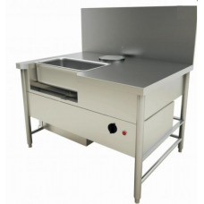Breading Table For Chicken
