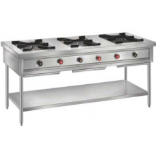 Indian Cooker 3 Burner
