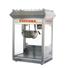 Stainless Steel Pop Corn Machine