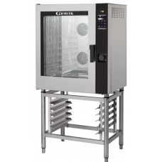 Electric Combi Oven GIORIK TOUCH+WASHING MTE10W_L