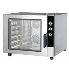 Electric Convection Oven  with Steam 6 trays or 6 GN1/1