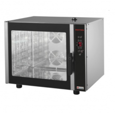 Electric Convection Oven Steam 6 Trays or 6 GN1/1 Programmable