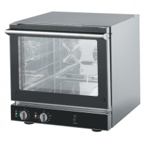 Electric Convection Oven  with Humidification 4 Trays or 4 GN1/1