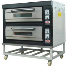 Electric 2 Deck Oven
