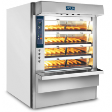 Polin Drago Oven 4 Deck 16 Trays 60*40