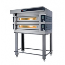 Electric Pizza Oven Bakery Deck Oven + Stand