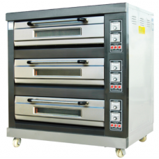 Electric 3 Deck Oven