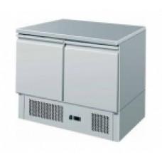 Counter chiller 2 Door SS Top S901