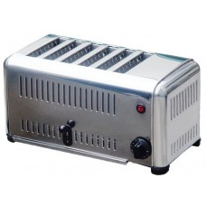 Electric Toaster  6 Slice