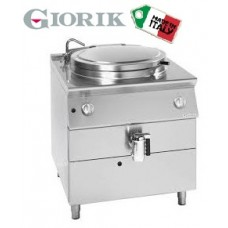 Gas Boiling Pan 100L - Direct Heating Version